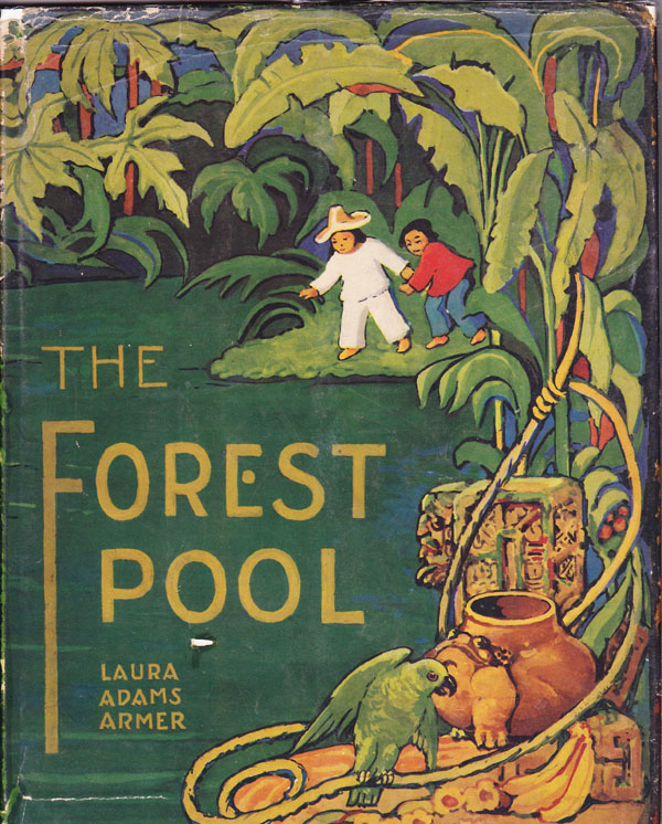 The Forest Pool. Laura Adams Armer.