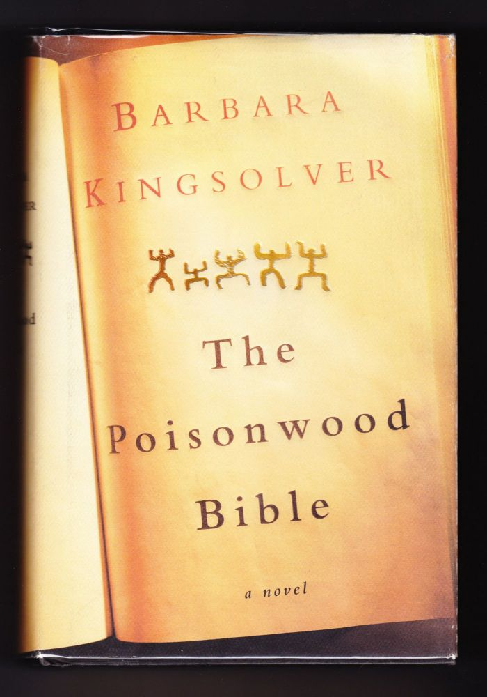 The Poisonwood Bible. Barbara Kingsolver.