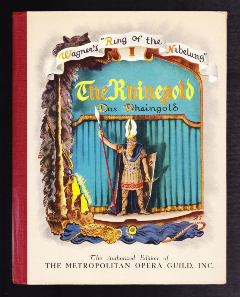 Seven volumes in series of opera stories for children. Robert Lawrence.