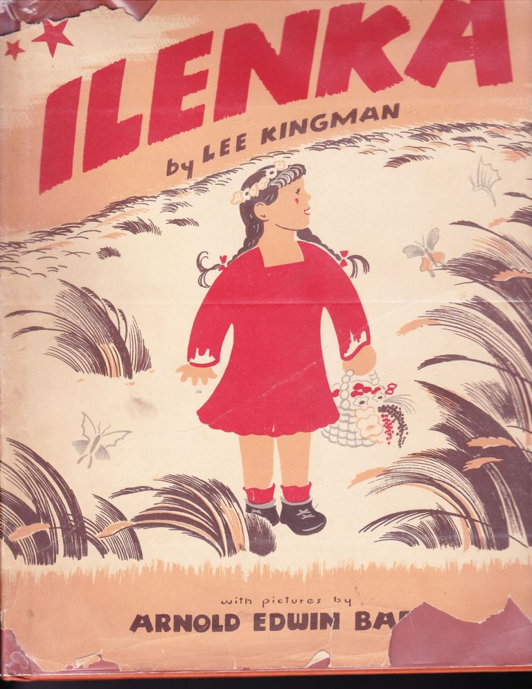 Ilenka. Lee Kingman.