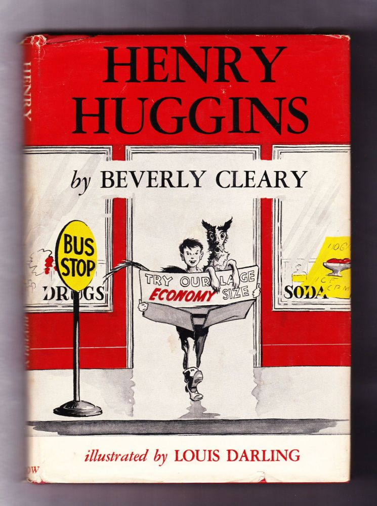 Henry Huggins. Beverly Cleary.