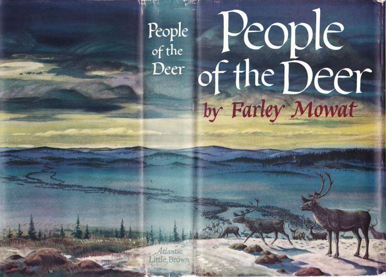People of the Deer. Farley Mowat.