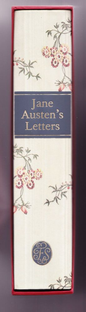 Jane Austen's Letters, collected and Edited by Deirdre Le Faye. Jane Austen.