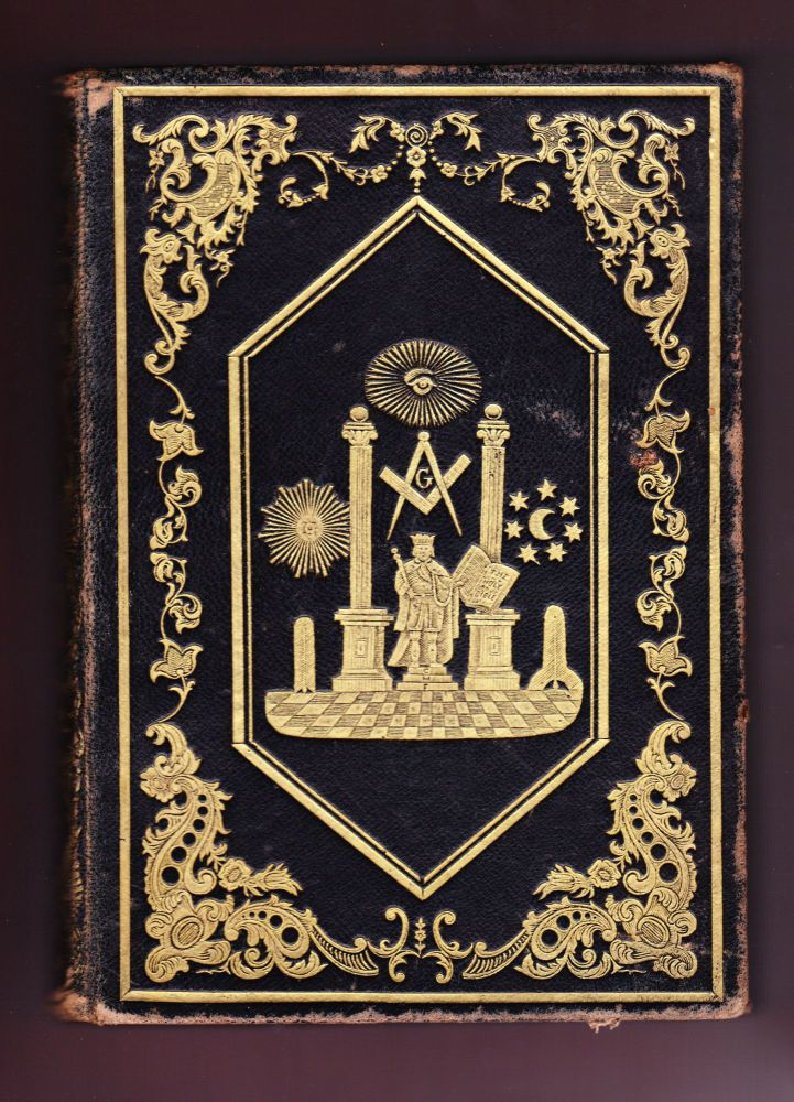 The Masonic Offering for 1852 - Faith, Hope, Charity. Rev. John Perry, Paschal Donaldson.