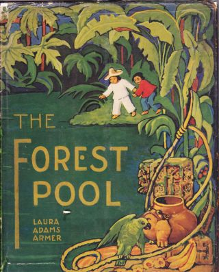 The Forest Pool. Laura Adams Armer