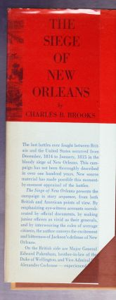 The Siege of New Orleans