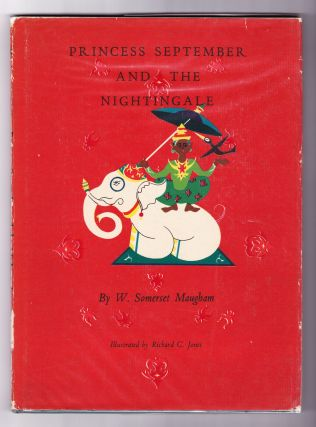 Princess September and the Nightingale. W. Somerset Maughm