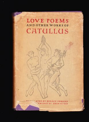 Love Poems and Other Works of Catullus