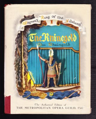 Seven volumes in series of opera stories for children