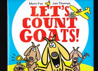 Let's Count Goats. Mem Fox