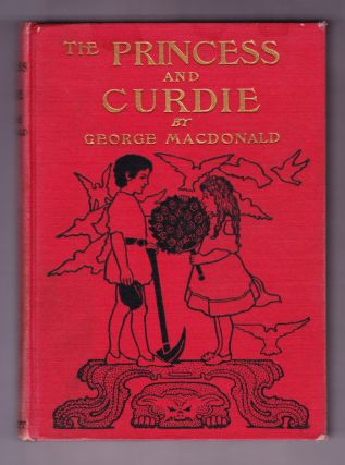 The Princess and Curdie; The Princess and the Goblin, 2 books