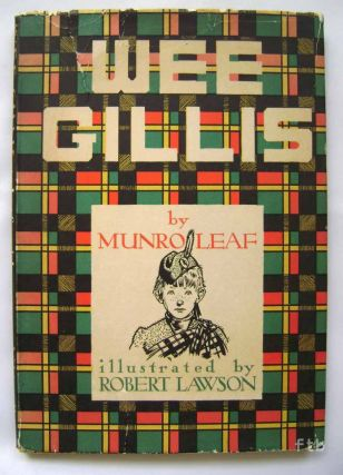 Wee Gillis illustrated by Robert Lawson