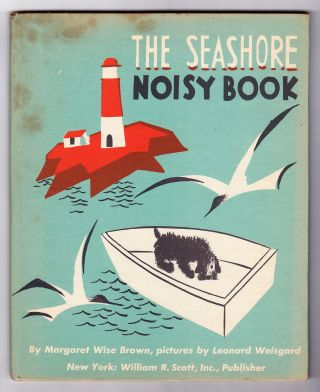The Seashore Noisy Book. Margaret Wise Brown