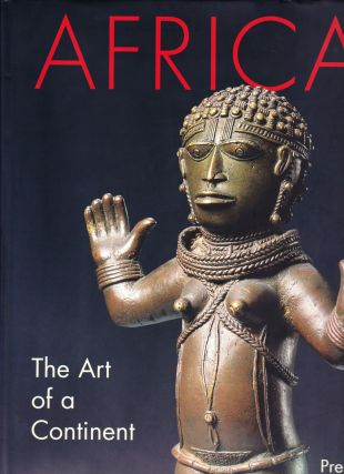 Africa, The Art of a Continent. Tom Phillips