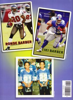 Game Day. Tiki Barber, Ronde, Robert Burleigh