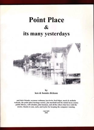 Point Place & its many yesterdays. Ken Dickson, Bonnie